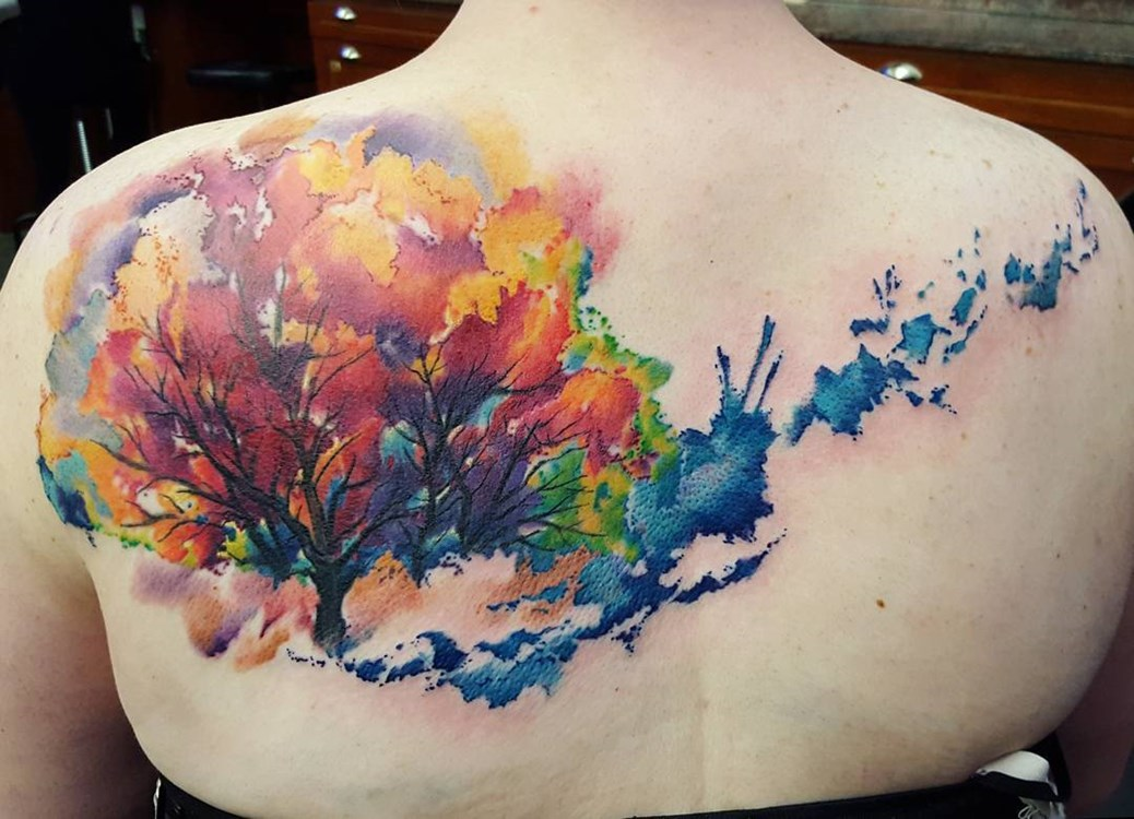 ca0fd65a0 tattoo-factory-chicago-amy-zager-water-color-tree