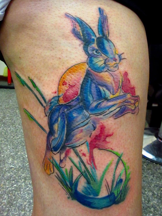 Water Color | Tattoo Factory