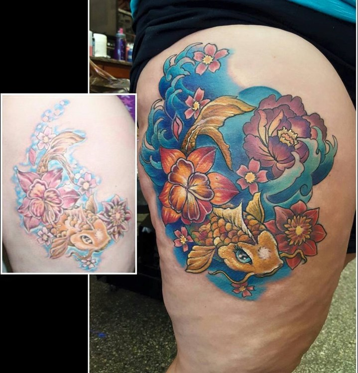 Cover Up | Tattoo Factory