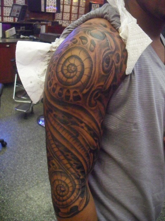 Black & Grey | Tattoo Factory