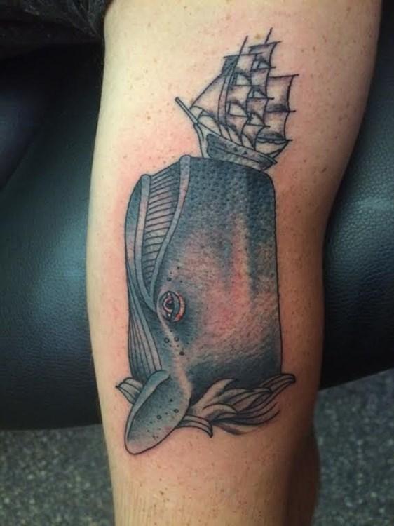Matt Briones Tattoo Factory