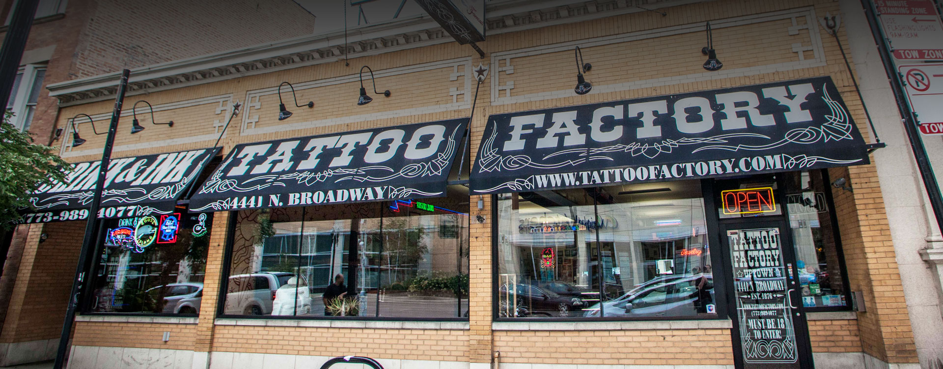 Tattoo Factory- The best in Tattos and Piercings | Tattoo Factory